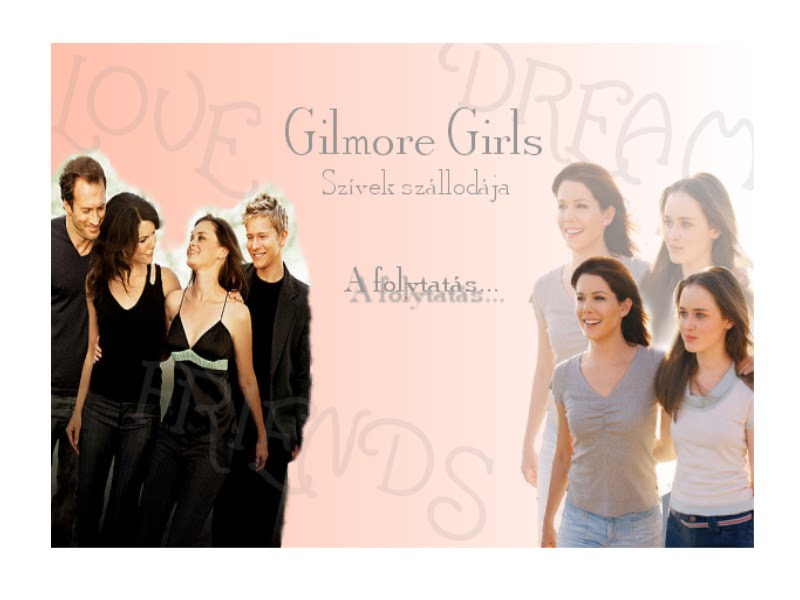 Live your Dream ~ Gilmore Girls fanfic