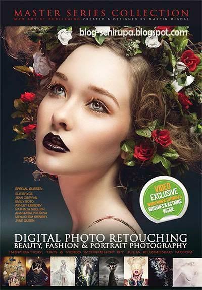 Digital Photo Retouching Beauty fashion & portrait photography