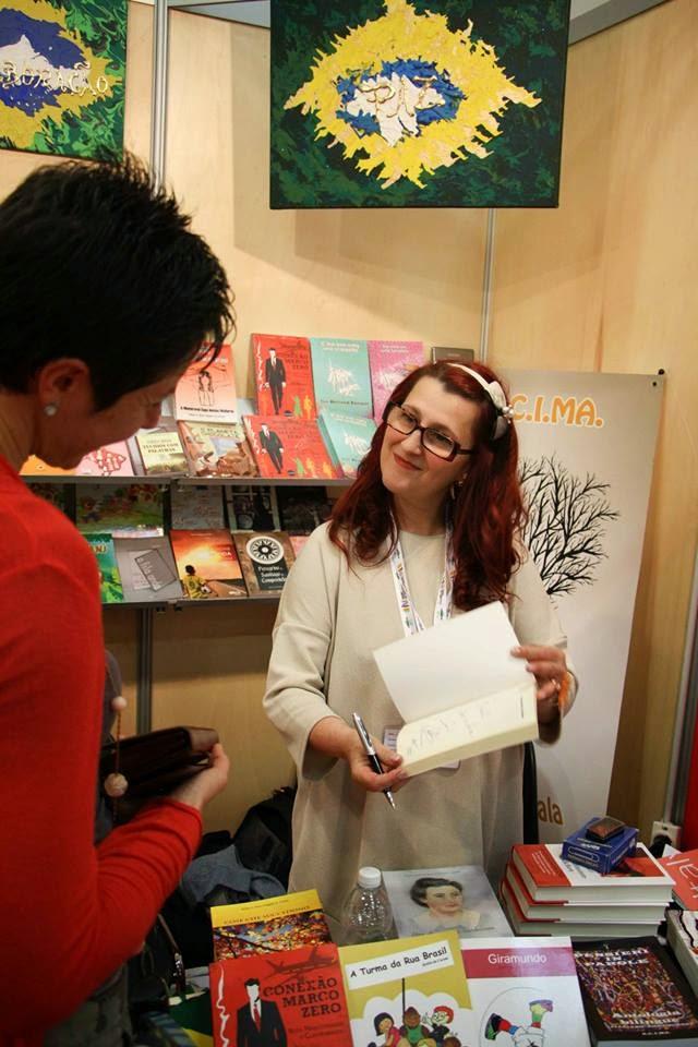 Feira do Livro - Turim - Itália 2015