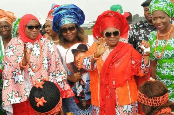 women fainted benin patience jonathan