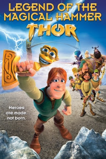 Thor: Legend of the Magical Hammer (2011)