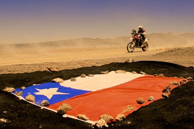 Chile no renuncia al Dakar