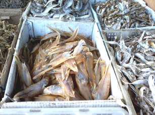 Proses Produksi Produk Olahan Ikan Kering/Asin