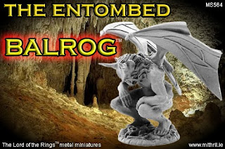 The Entombed Balrog