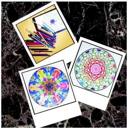 Arte de Colorir - Antiestresse