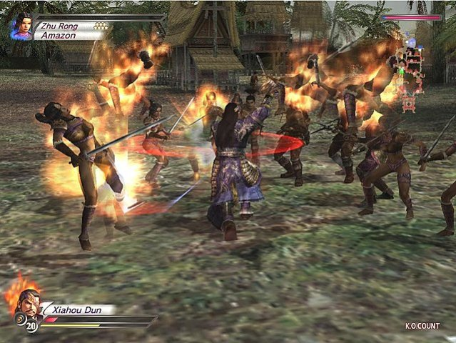 Dynasty Warriors 4 Free Download