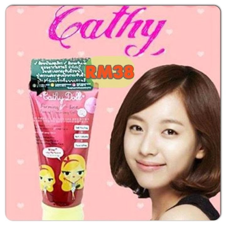 Cathy Doll Firming V Line Facial Cleansing Gel