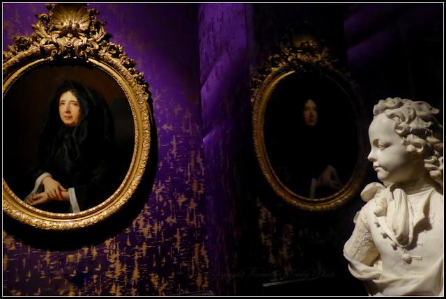 Le roi est mort Versailles Louis XV Madame de Maintenon