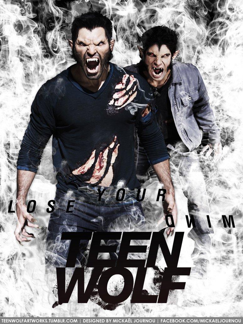Poster phim Người Sói Teen - Phần 5