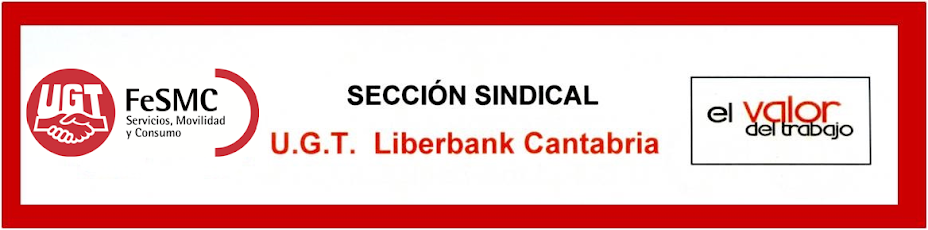 UGT Liberbank Cantabria