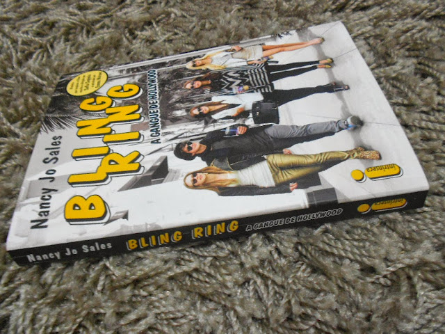 Resenha: Bling Ring - A gangue de Hollywood -Nancy Jo Sales