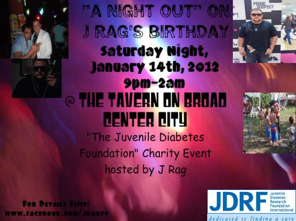 """The Juvenile Diabetes Foundation"" Charity Event"