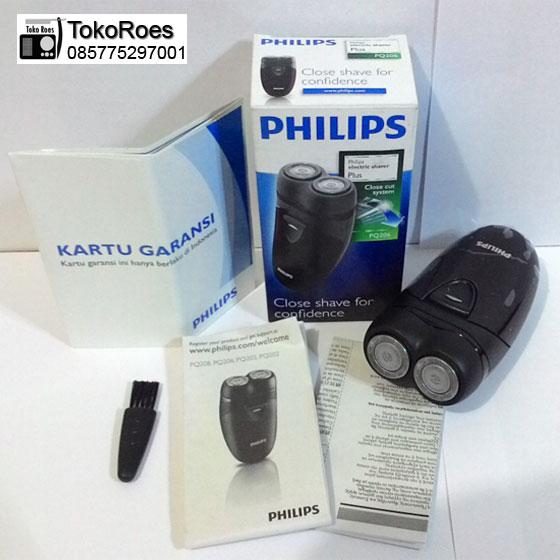 Alat Cukur Kumis Elektrik Philips PQ206  99410b04d9
