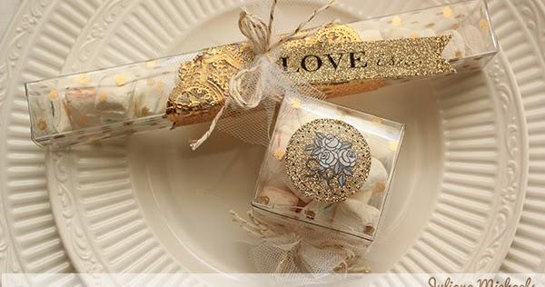 krylon gold leafing pen wedding favors