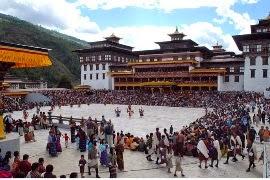 king of bhutan home