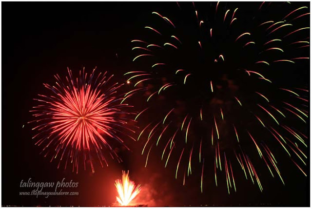 4th Philippine International Pyromusical Competition