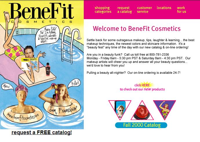 BeneFit en 2000