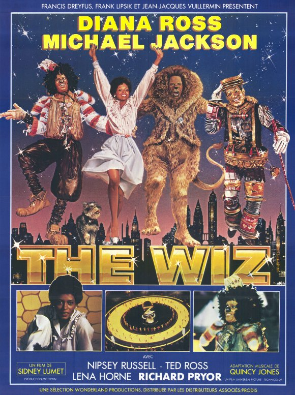 Michael Jackson the Wiz Movie