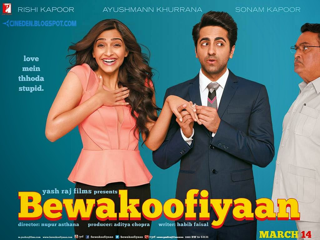 Bewakoofiyaan (2014) - Hindi Movie Review - CineDen