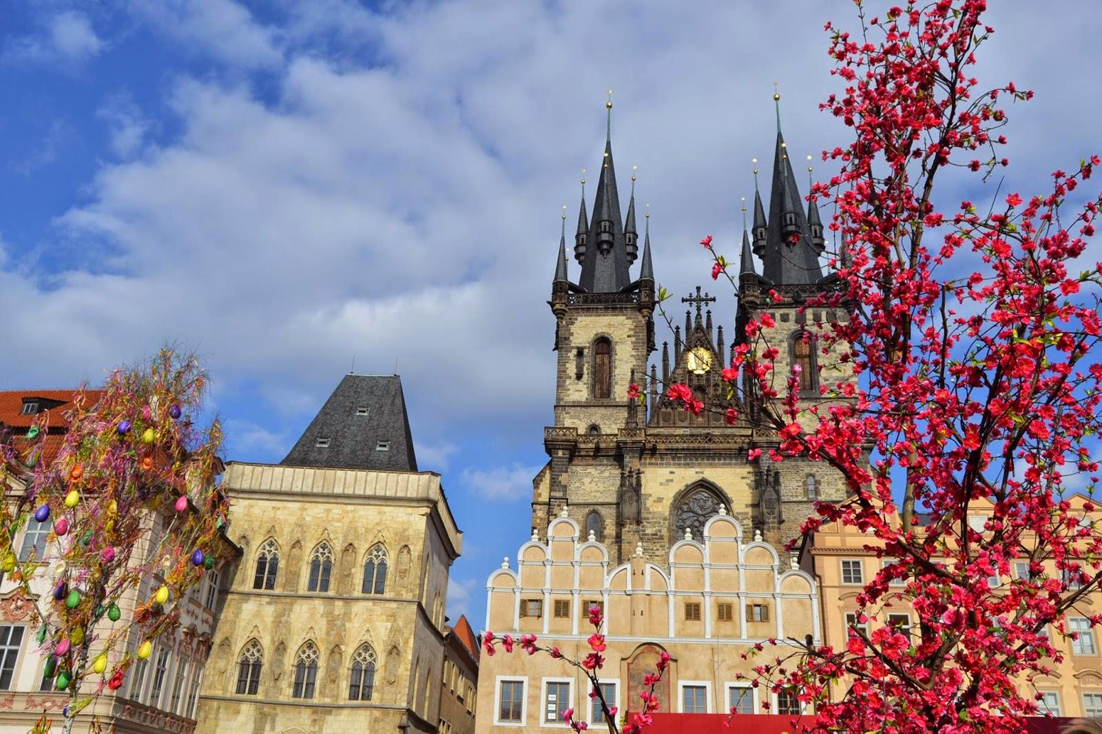 В Чехию на майские праздники !!!