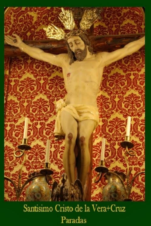 Santísimo Cristo de la Vera Cruz - Paradas (Sevilla)