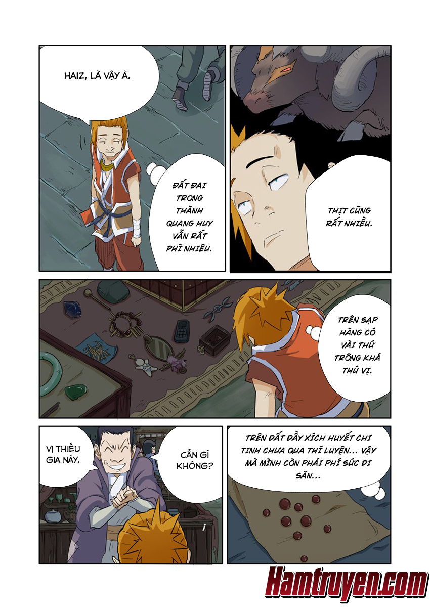 Tales of Demons and Gods chap 164.5 Trang 2 - p0sixspwn.com