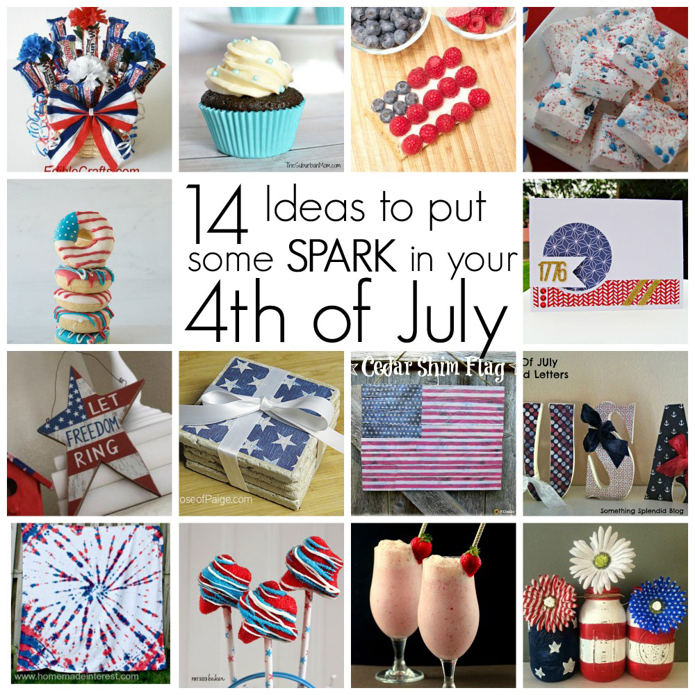 4th of july projects These diy crafts are a great way to celebrate the 4th of july.
