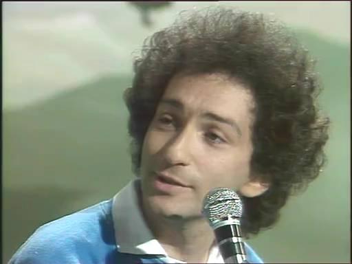 T l fran aise ann es 70 num ro un francis cabrel 07 11 1981 - Fils de michel berger ...