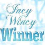 Incy Wincy Challenge Winner