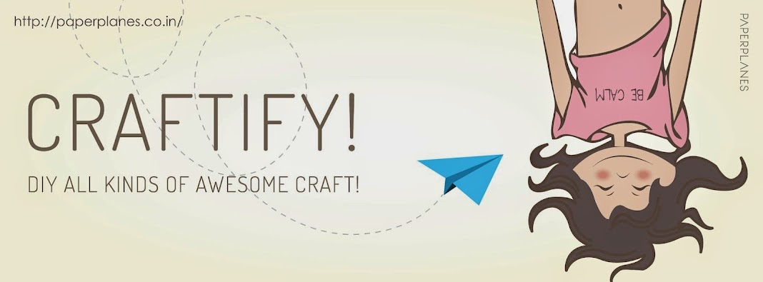 CRAFTIFY : Re-use, Restyle and have fun!