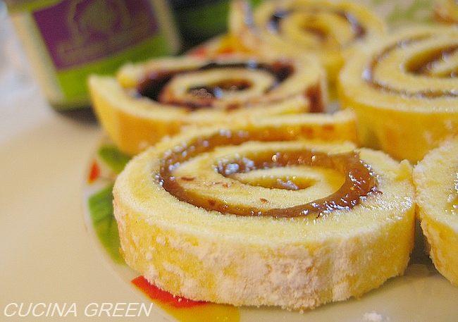 Rotolo di pasta biscotto facile e veloce cucina green for Cucina veloce e semplice