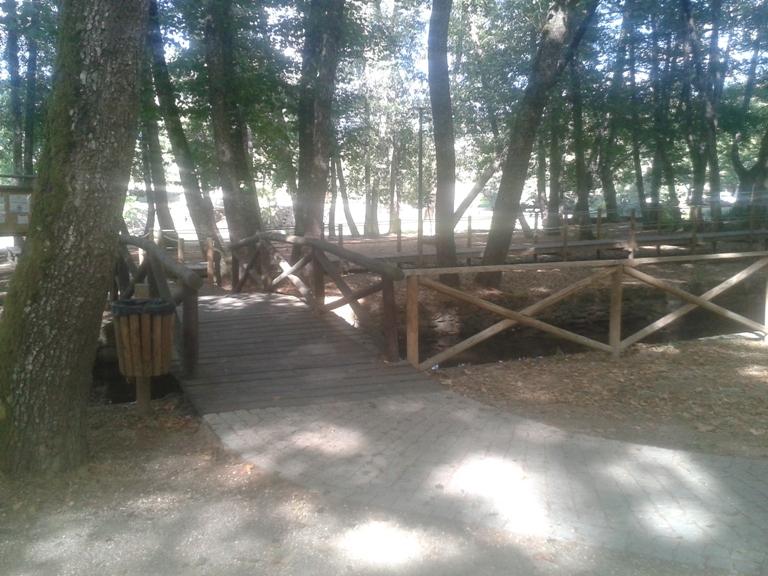 Parque de Merendas de Sandomil