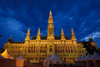 Rathaus - Viena