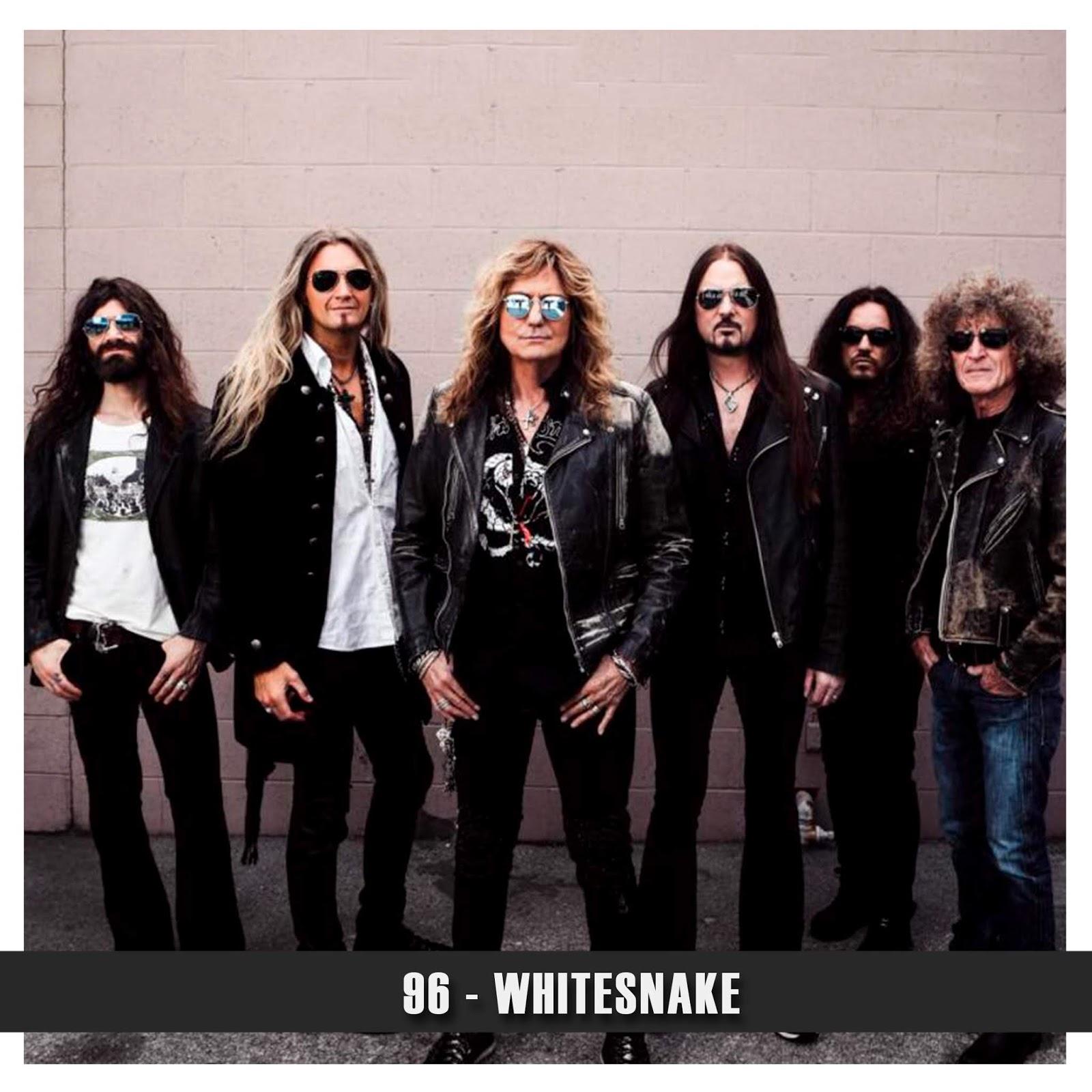 Doublecast 96 - Whitesnake