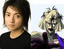 Pemeran Shishio Makoto, Rurouni Kenshin