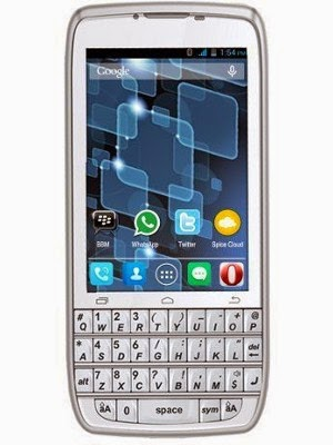 Amazon : Spice Stellar 360 (White) at Rs 3995 | Cheapest online | Best android qwerty phone