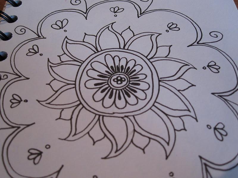 Drawing Near Mandalas
