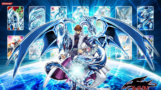 Seto Kaiba - Blue-Eyes White Dragon Collection