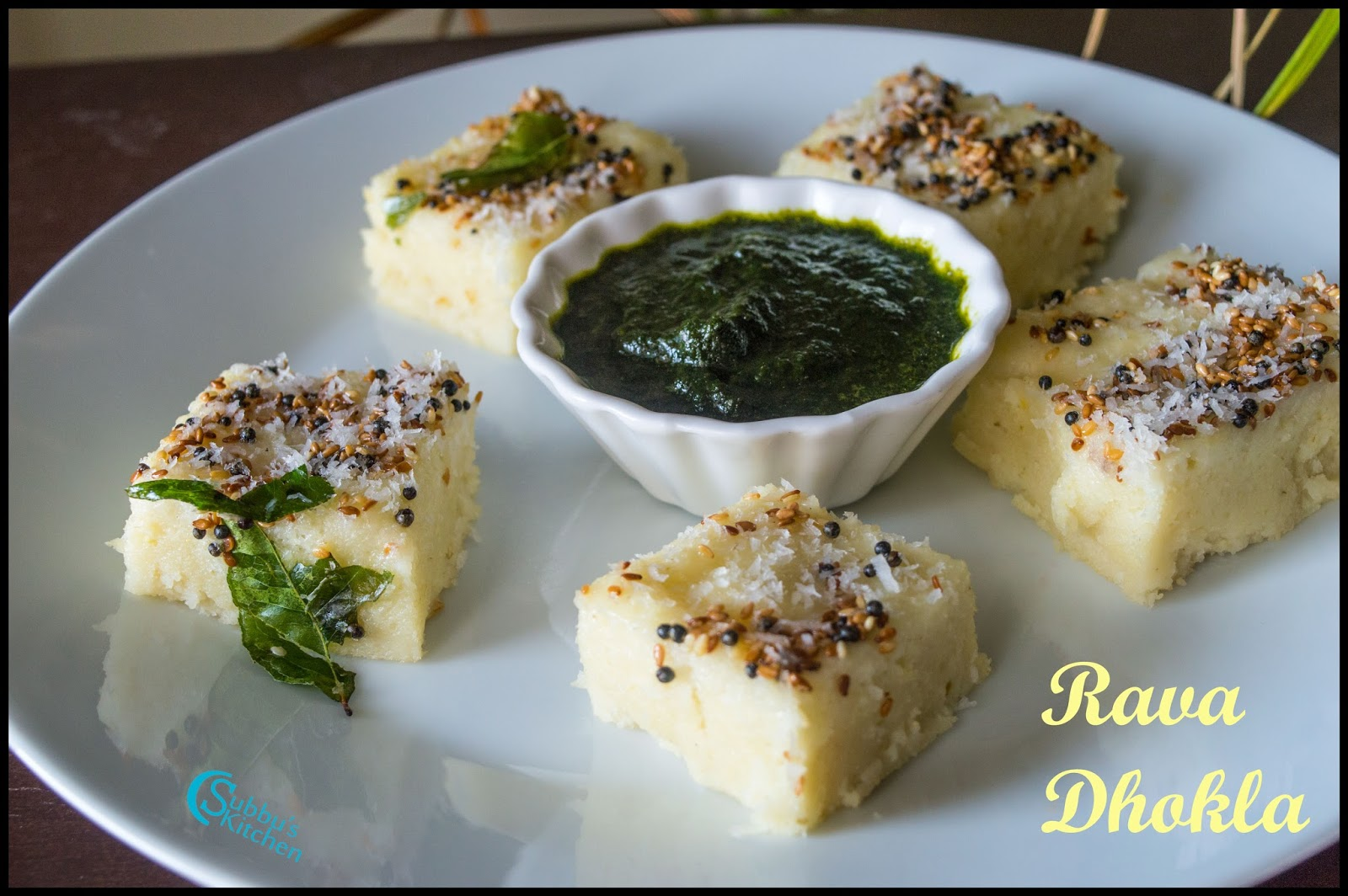 Rava Idli Recipe Subbus Kitchen