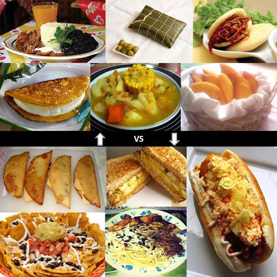 La venezonalidad gastronomia y sus diferentes for Cocina venezolana