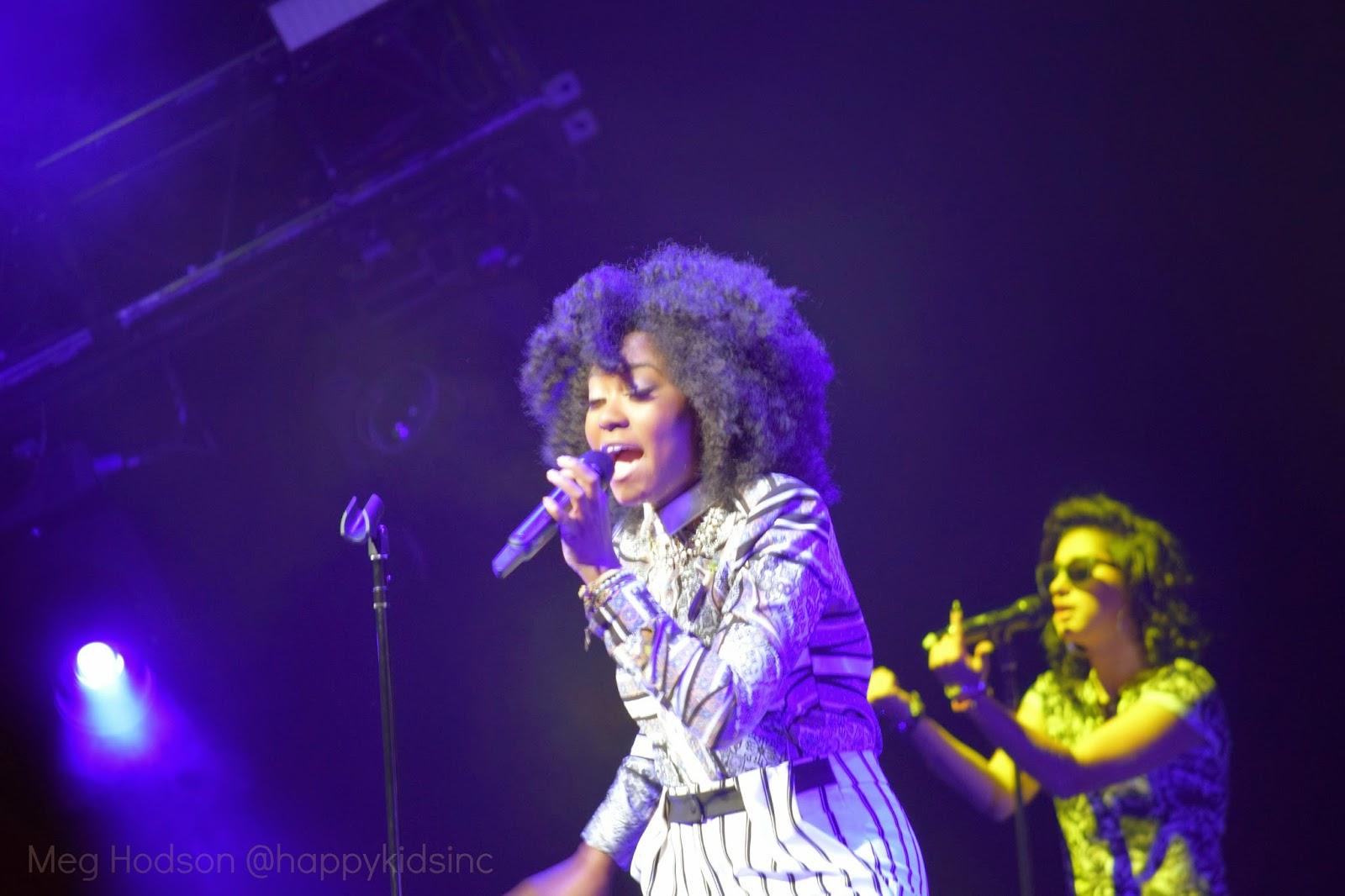 American Idol Tour IdolTweethearts Majesty Rose