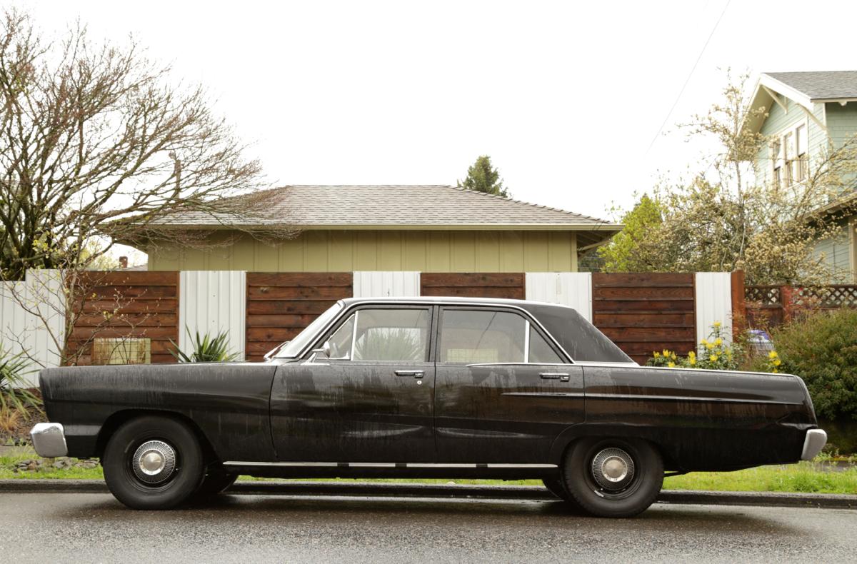 1965 Ford Fairlane sedan