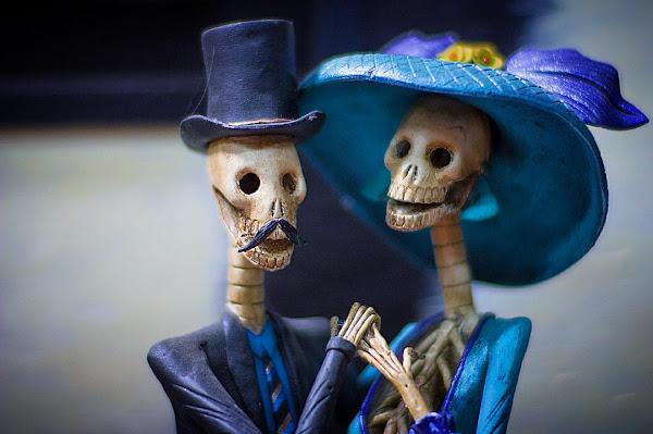 Mexico, Day of the Dead, Día de Muertos - Official Website - BenjaminMadeira