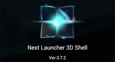 Download Next Launcher 3D Shell v3.7.2 Apk Terbaru