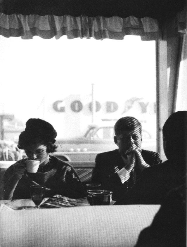 JFK y Jackie Kennedy