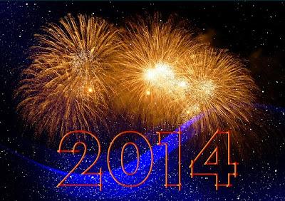Kata Kata Ucapan Selamat Tahun Baru 2014