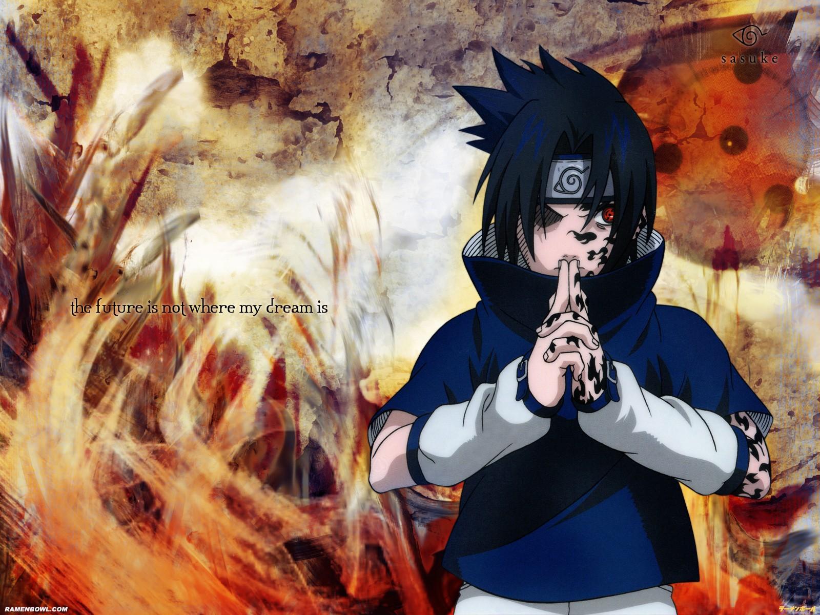 6 uchiha sasuke cartoon desktop wallpaper - Sasuke naruto ...