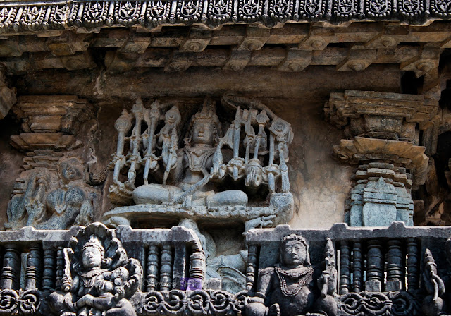Sixteen-armed Narayana