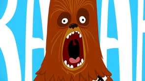 Chewie Growl!