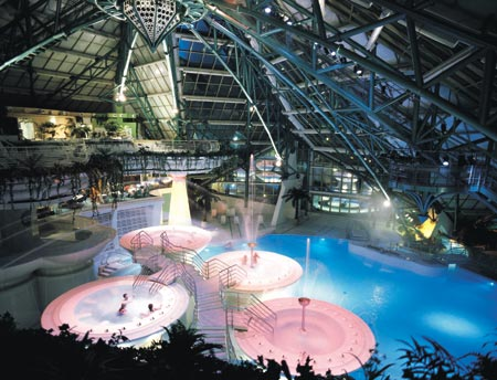 Balnearios Spa Andorra